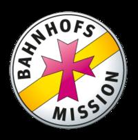Logo Bahnhofsmission