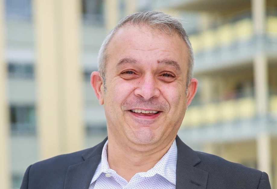 Geschäftsführer der DNE Catering Christian Ewaldt